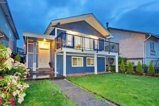 Photo 1: 491 E 63RD Avenue in Vancouver: South Vancouver House for sale (Vancouver East)  : MLS®# R2328169
