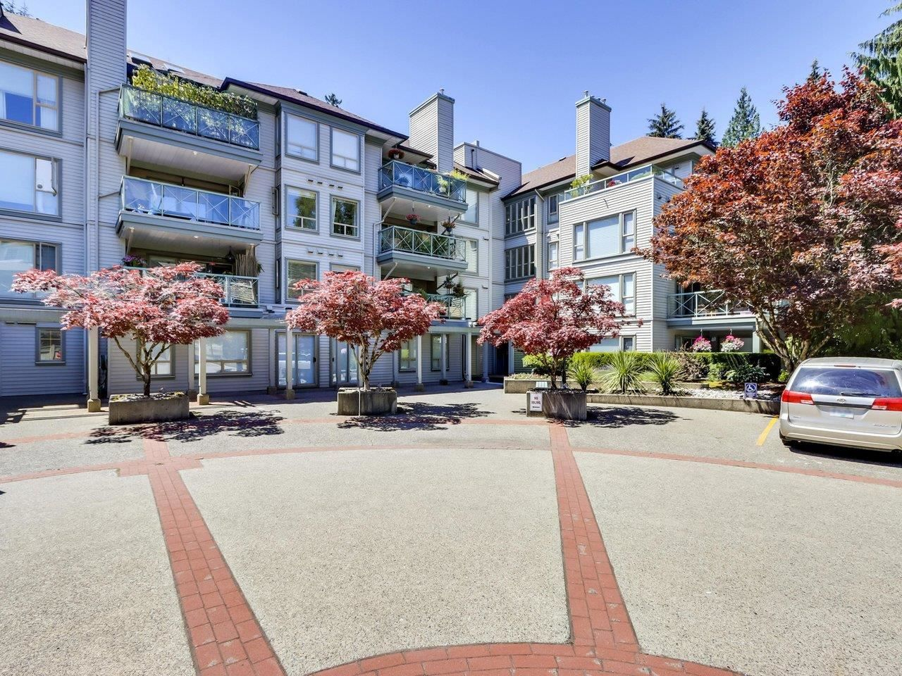Main Photo: 307 3658 BANFF Court in North Vancouver: Northlands Condo for sale : MLS®# R2596865