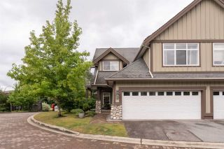 "Photo 1: 46 40750 TANTALUS Road in Squamish: Garibaldi Estates Townhouse for sale in ""Meighan Creek"" : MLS®# R2489735"