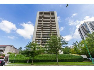 """Photo 1: 2304 4353 HALIFAX Street in Burnaby: Brentwood Park Condo for sale in """"Brent Garden Towers"""" (Burnaby North)  : MLS®# R2098085"""