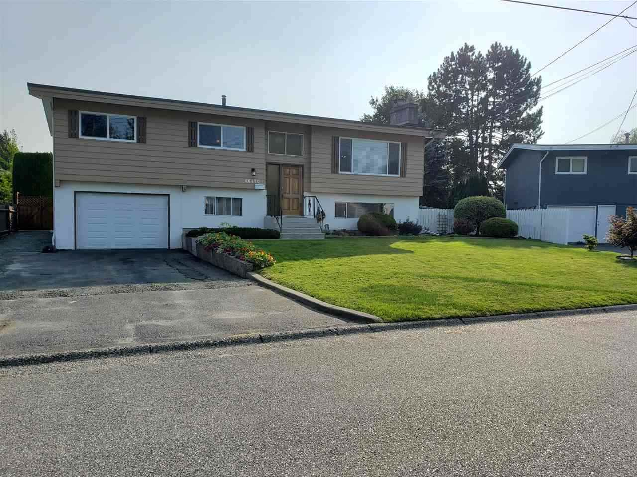 Main Photo: 46470 ANDERSON Avenue in Chilliwack: Fairfield Island House for sale : MLS®# R2503283