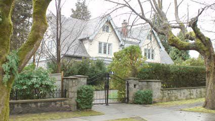Main Photo: 1428 BALFOUR AVENUE in : Shaughnessy House for sale : MLS®# V605566
