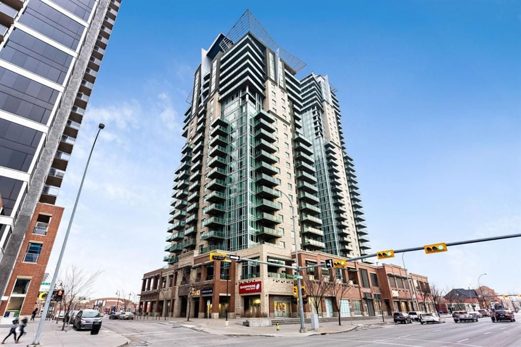 Main Photo: 1906 1410 1 Street SE in Calgary: Beltline Apartment for sale : MLS®# A1067593