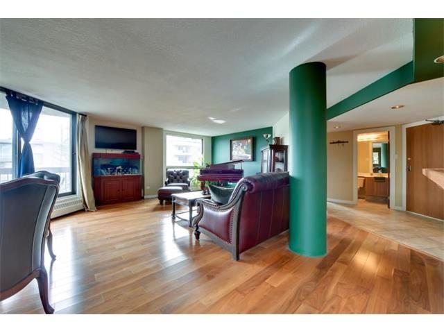 Photo 12: Photos: 520 1304 15 Avenue SW in Calgary: Connaught Condo for sale : MLS®# C4008905
