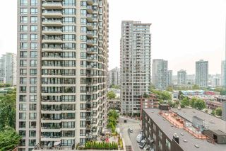 "Photo 12: 1204 939 HOMER Street in Vancouver: Yaletown Condo for sale in ""THE PINNACLE"" (Vancouver West)  : MLS®# R2204695"