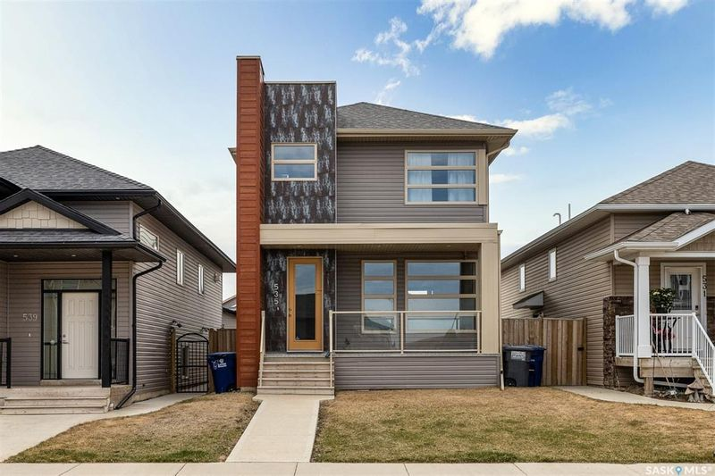 FEATURED LISTING: 535 Kloppenburg Crescent Saskatoon