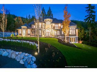 Photo 8: 2030 RIDGE MOUNTAIN Drive: Anmore Land for sale (Port Moody)  : MLS®# V1117326
