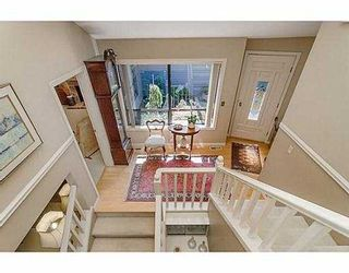 """Photo 17: 5257 ASPEN Crescent in West Vancouver: Upper Caulfeild Townhouse for sale in """"SAHALEE"""" : MLS®# V1023681"""