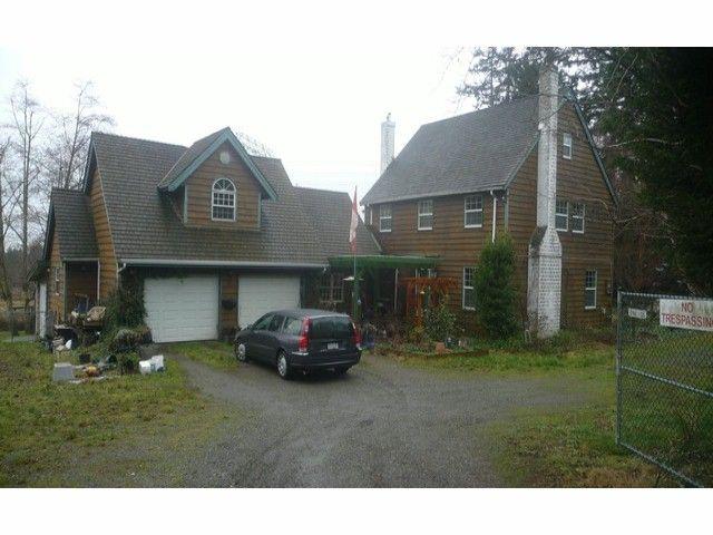 Main Photo: 16692 16TH Avenue in Surrey: Pacific Douglas House for sale (South Surrey White Rock)  : MLS®# F1430710