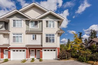 "Photo 1: 55 19480 66 Avenue in Surrey: Clayton Townhouse for sale in ""Two Blue II"" (Cloverdale)  : MLS®# R2106507"