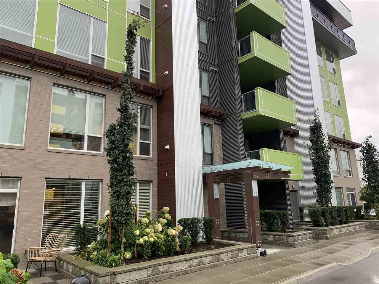 """Main Photo: 205 2565 WARE Street in Abbotsford: Central Abbotsford Condo for sale in """"MILL DISTRICT"""" : MLS®# R2485173"""
