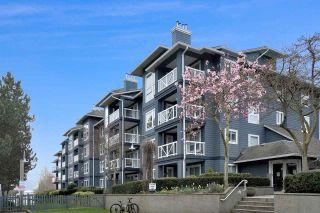 """Photo 1: 315 12931 RAILWAY Avenue in Richmond: Steveston South Condo for sale in """"The Britannia"""" : MLS®# R2562325"""