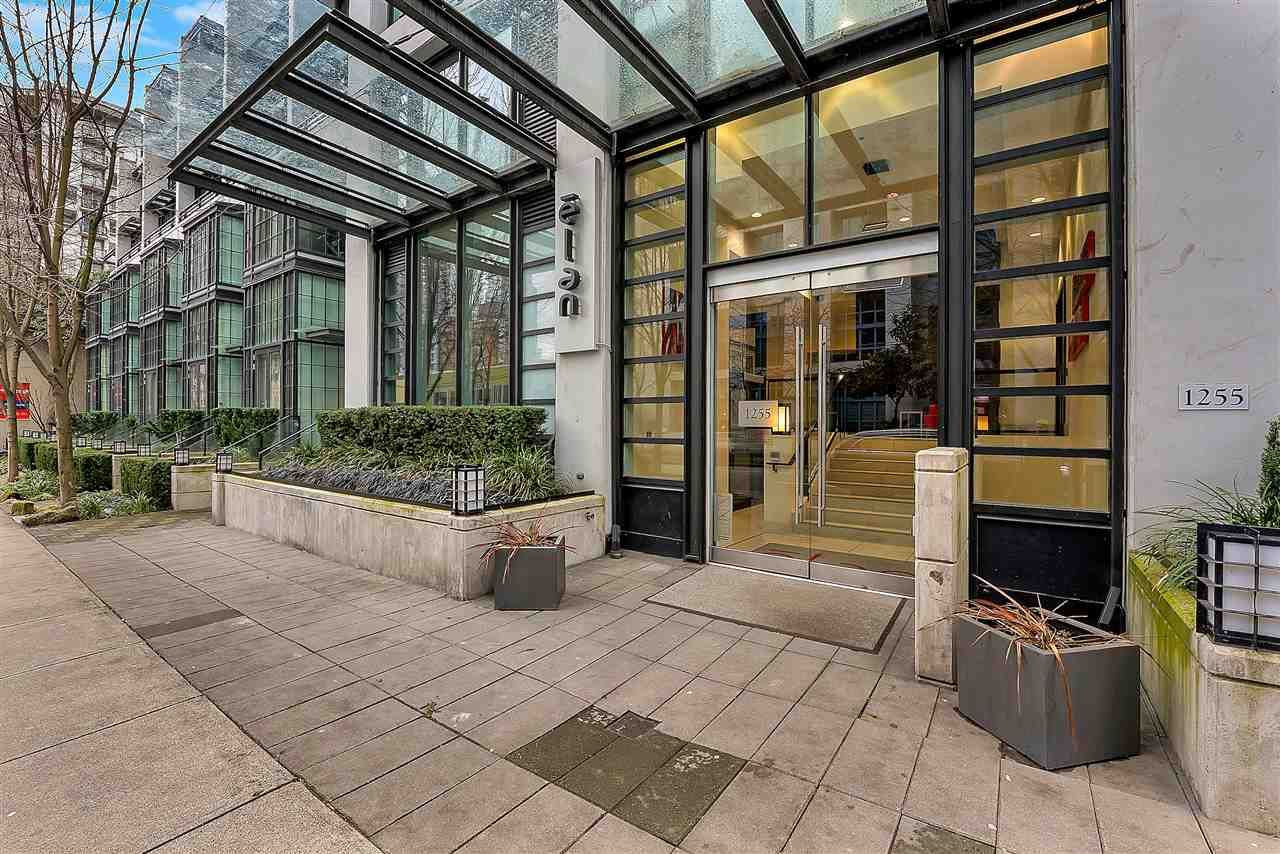 Main Photo: 1008 1255 SEYMOUR STREET in : Downtown VW Condo for sale (Vancouver West)  : MLS®# R2141585