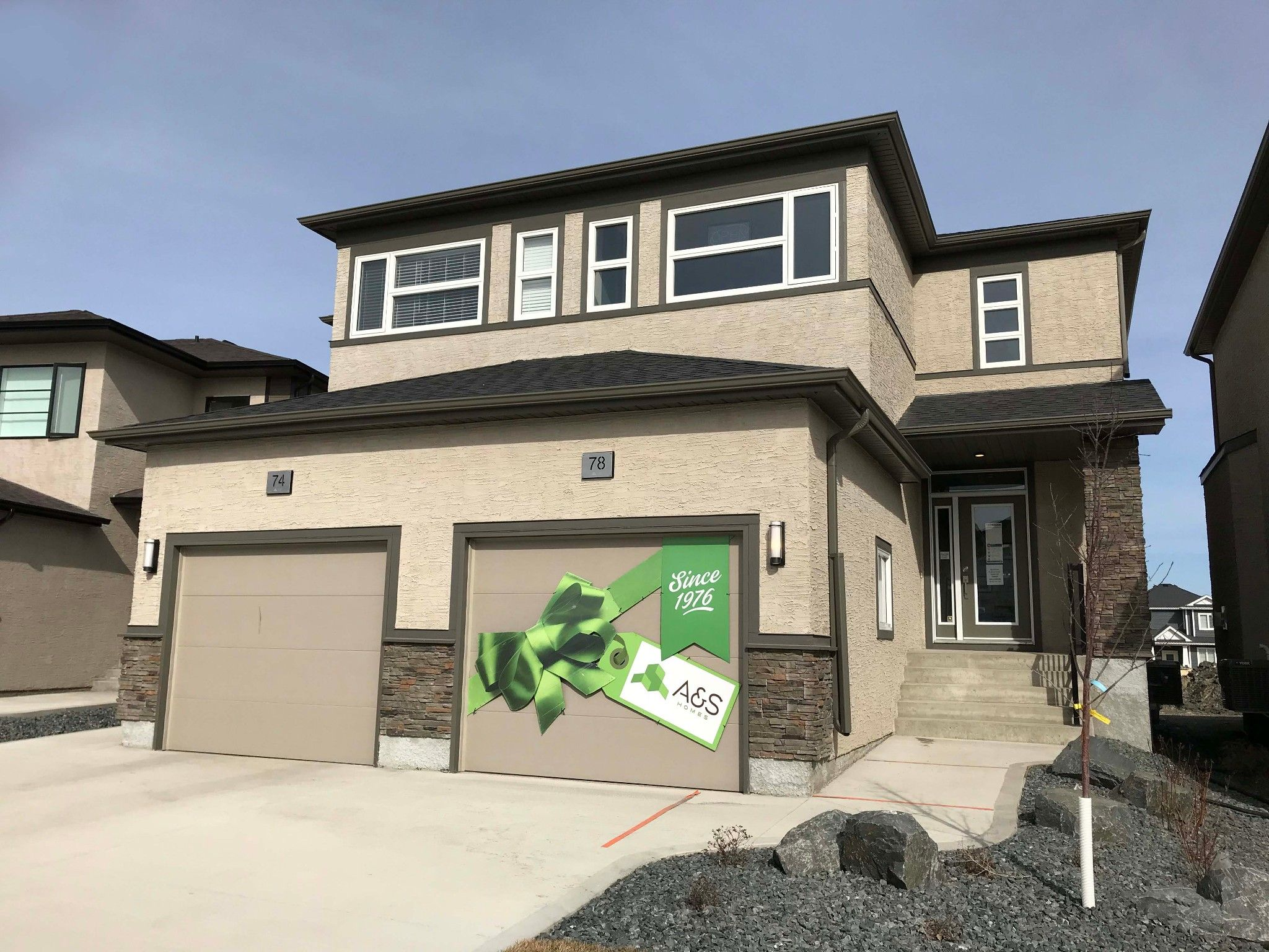 Main Photo: 72 Harvest Lane in St Adolphe: Tourond Creek Residential for sale (R07)  : MLS®# 202112905