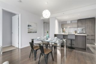 """Photo 2: 604 1661 ONTARIO Street in Vancouver: False Creek Condo for sale in """"SAILS"""" (Vancouver West)  : MLS®# R2234220"""