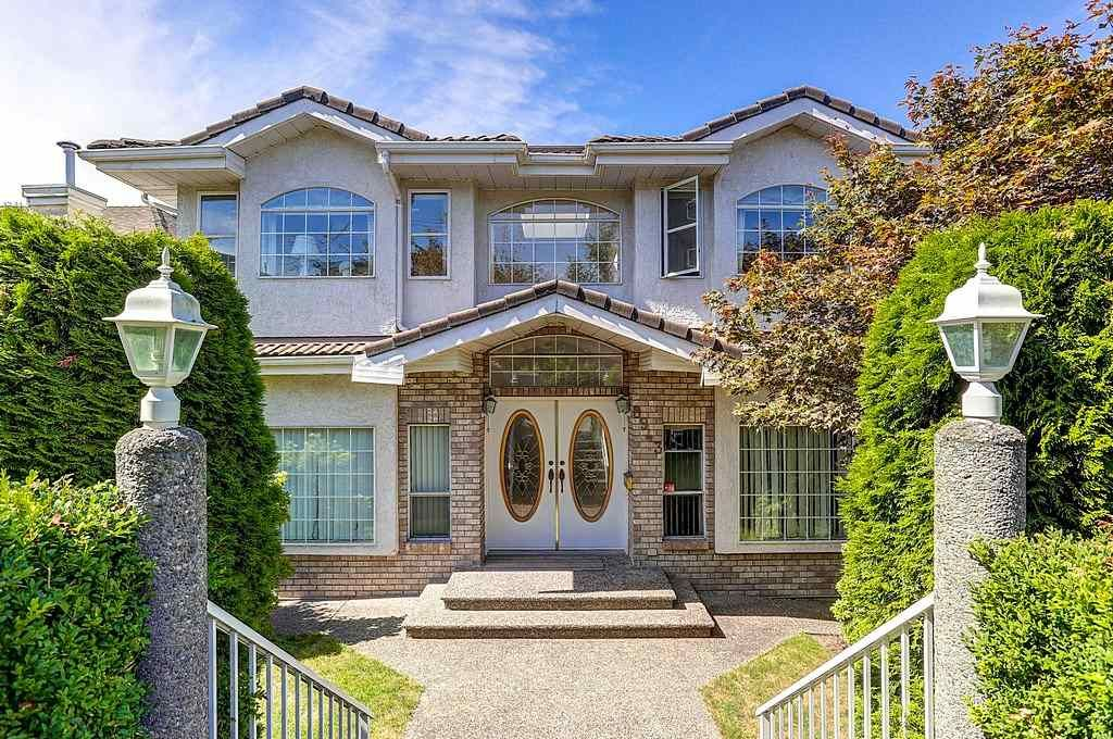Main Photo: 8943 15TH AVENUE - LISTED BY SUTTON CENTRE REALTY in Burnaby: The Crest House for sale (Burnaby East)  : MLS®# R2108859