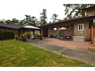 Photo 2: 4007 Birring Pl in VICTORIA: SE Mt Doug House for sale (Saanich East)  : MLS®# 730411