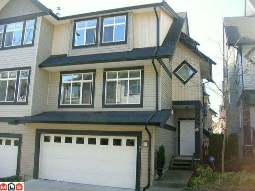 """Main Photo: 91 19932 70TH Avenue in Langley: Willoughby Heights Townhouse for sale in """"Summerwood"""" : MLS®# F1016479"""