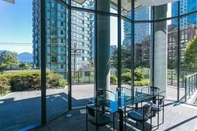 Photo 6: 1709 1331 W GEORGIA Street in Vancouver: Coal Harbour Condo for sale (Vancouver West)  : MLS®# R2156503