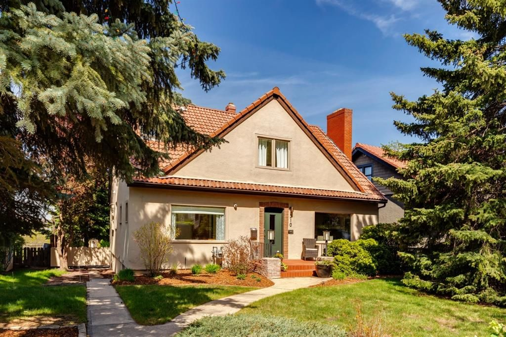 Main Photo: 310 Scarboro Avenue SW in Calgary: Scarboro Detached for sale : MLS®# A1112970