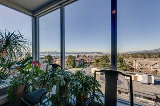 """Photo 4: 607 150 W 15TH Street in North Vancouver: Central Lonsdale Condo for sale in """"15 West"""" : MLS®# R2521497"""