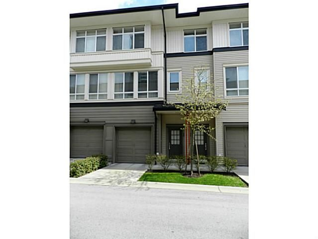 "Photo 1: Photos: 20 1125 KENSAL Place in Coquitlam: Central Coquitlam Townhouse for sale in ""KENSAL WALK"" : MLS®# V1057083"