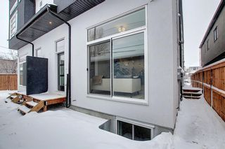 Photo 38: 2 2412 24A Street SW in Calgary: Richmond Row/Townhouse for sale : MLS®# A1057219
