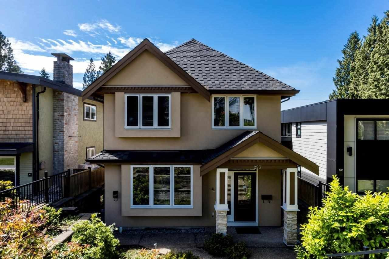 Main Photo: 253 E East 27th Street in North Vancouver: Upper Lonsdale House for sale : MLS®# R2378170