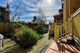"""Photo 23: 808 GORE Avenue in Vancouver: Mount Pleasant VE Townhouse for sale in """"STRATHCONA GATEWAY"""" (Vancouver East)  : MLS®# R2565271"""