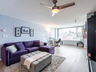 """Main Photo: 312 7089 MONT ROYAL Square in Vancouver: Champlain Heights Condo for sale in """"CHAMPLAIN VILLAGE"""" (Vancouver East)  : MLS®# R2627037"""