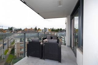 "Photo 20: 703 602 COMO LAKE Avenue in Coquitlam: Coquitlam West Condo for sale in ""UPTOWN 1 BY BOSA"" : MLS®# R2529216"
