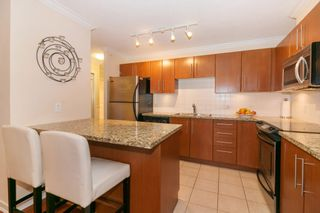 """Photo 5: 405 2138 MADISON Avenue in Burnaby: Brentwood Park Condo for sale in """"MOSAIC RENAISSANCE"""" (Burnaby North)  : MLS®# R2222436"""