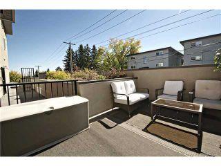 Photo 12: 110 1905 27 Avenue SW in CALGARY: South Calgary Townhouse for sale (Calgary)  : MLS®# C3636189