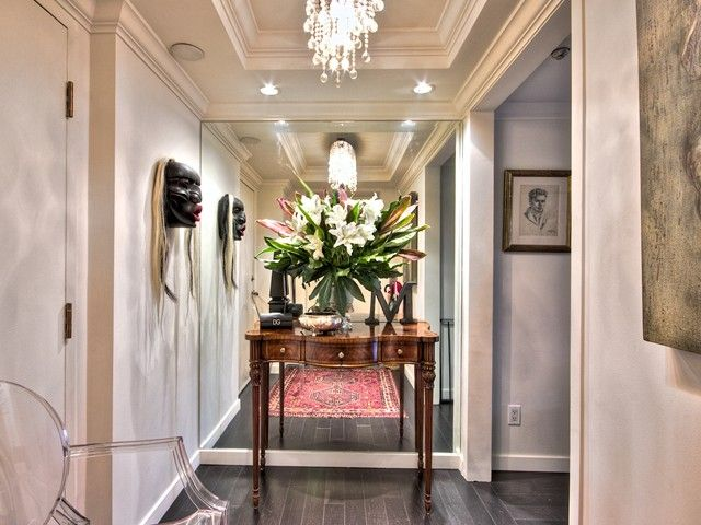 Photo 6: Photos: # 3A 735 BIDWELL ST in Vancouver: West End VW Condo for sale (Vancouver West)  : MLS®# V1025083