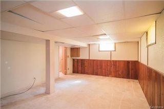 Photo 11: 759 Garfield Street North in Winnipeg: Sargent Park Residential for sale (5C)  : MLS®# 1720318