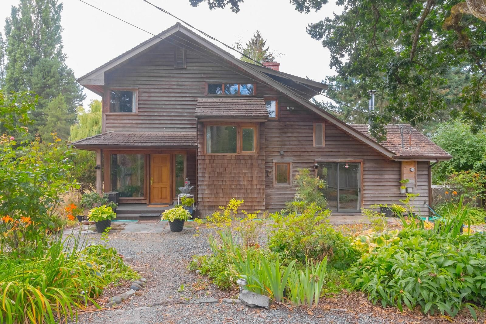 Main Photo: 9680 West Saanich Rd in : NS Ardmore House for sale (North Saanich)  : MLS®# 884694