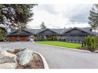 """Main Photo: 34980 PANORAMA Drive in Abbotsford: Abbotsford East House for sale in """"PANORAMA/SKYLINE"""" : MLS®# F1437181"""