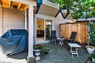 Photo 20: 18 1195 FALCON Drive in Coquitlam: Eagle Ridge CQ Townhouse for sale : MLS®# R2097188