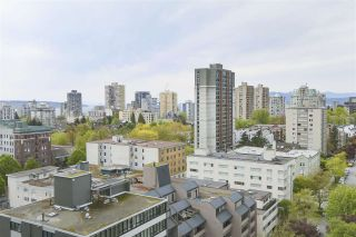"""Photo 10: 1706 909 BURRARD Street in Vancouver: West End VW Condo for sale in """"Vancouver Tower"""" (Vancouver West)  : MLS®# R2363575"""