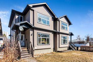 Photo 2: 702 69 Avenue SW in Calgary: Kingsland Semi Detached for sale : MLS®# A1081661