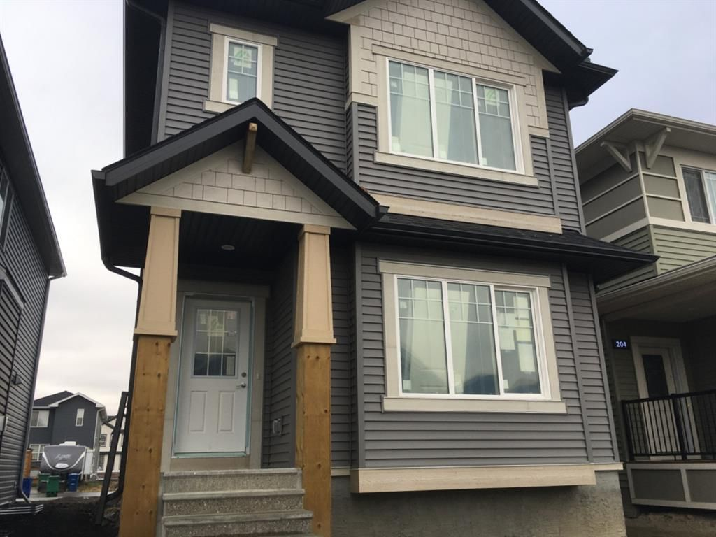 Main Photo: 208 Ravenstern Crescent SE: Airdrie Detached for sale : MLS®# A1045067