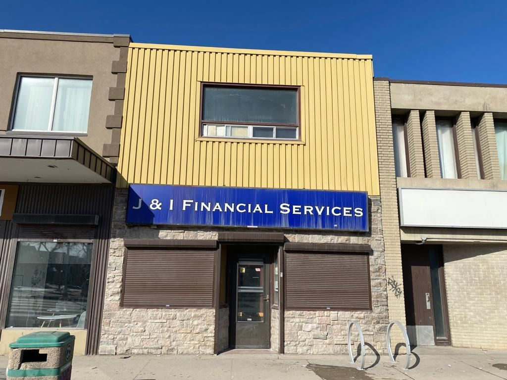 Main Photo: 1360 Main Street in Winnipeg: Industrial / Commercial / Investment for sale (4C)  : MLS®# 202104971