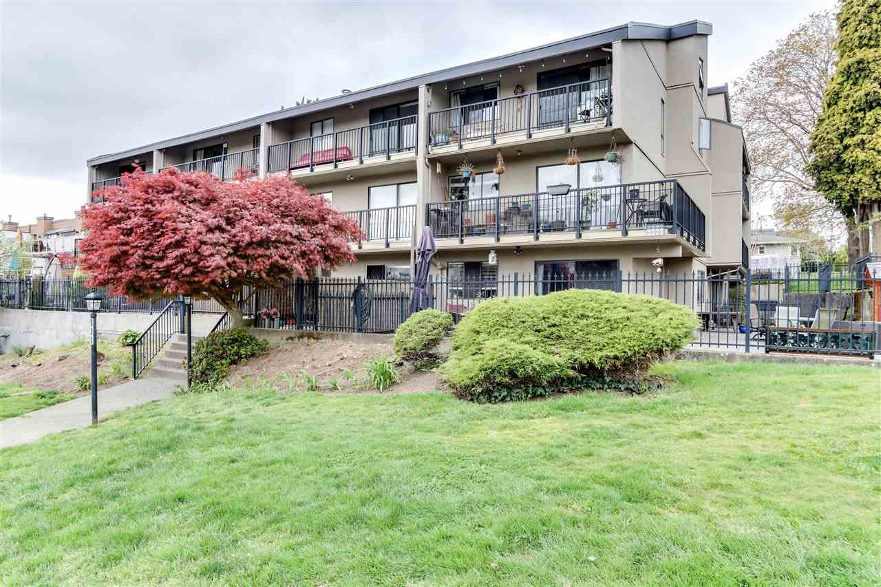 Main Photo: 202 803 QUEENS AVENUE in New Westminster: Uptown NW Condo for sale : MLS®# R2571561