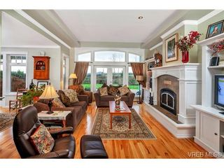 Photo 2: SAANICHTON LUXURY HOME For Sale SOLD in Turgoose, BC Canada: With Ann Watley!
