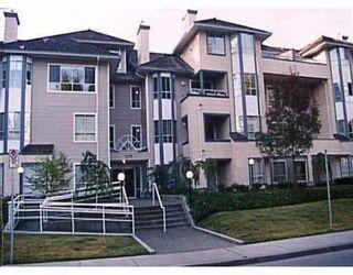 "Photo 1: 104 1175 HEFFLEY CR in Coquitlam: North Coquitlam Condo for sale in ""HEFFLEY CR"" : MLS®# V597744"