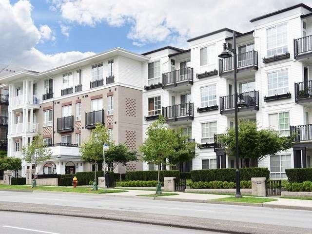 Main Photo: 211 608 COMO LAKE Avenue in Coquitlam: Coquitlam West Condo for sale : MLS®# R2090323