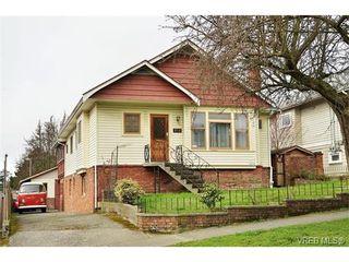 Photo 1: 854 Phoenix St in VICTORIA: Es Old Esquimalt House for sale (Esquimalt)  : MLS®# 753458