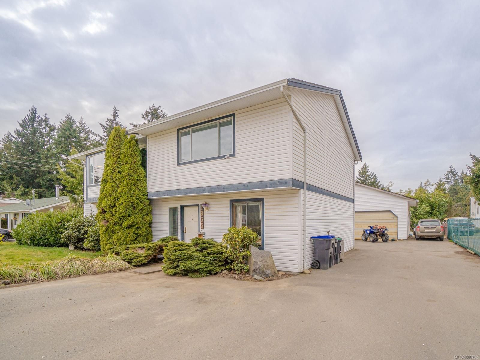 Main Photo: 1835 Woobank Rd in : Na Cedar House for sale (Nanaimo)  : MLS®# 869702