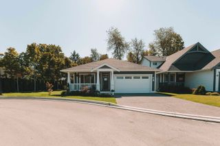 """Photo 1: 1 6211 CHILLIWACK RIVER Road in Chilliwack: Vedder S Watson-Promontory House for sale in """"MALLOWAY VILLAGE"""" (Sardis)  : MLS®# R2614488"""