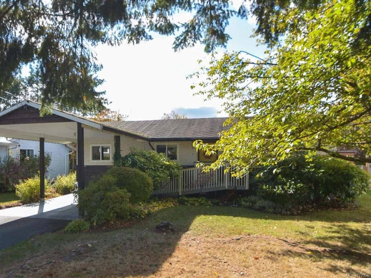 Main Photo: 2279 WILLEMAR Avenue in COURTENAY: CV Courtenay City House for sale (Comox Valley)  : MLS®# 772356